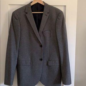Topman gray blazer